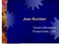Jean Buridan