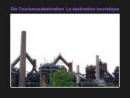 Die Tourismusdestination La destination touristique - Eurodistrict ...