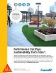 LIVING ARCHITECTURE MONITOR - Green Roofs for Healthy Cities - Page 2