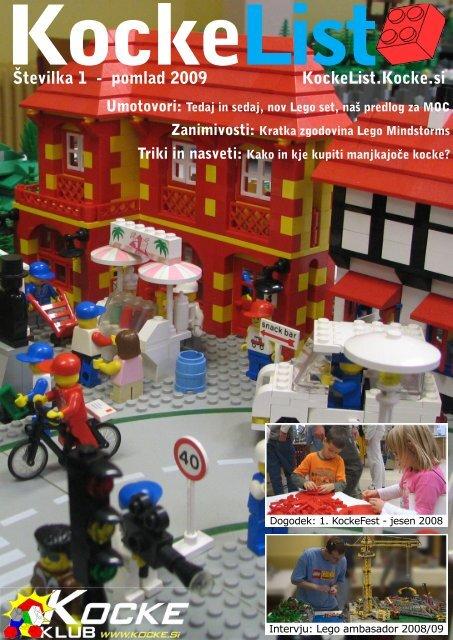 15Mb - za LEGO ljubitelje