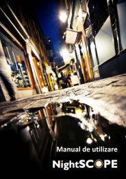 Manual de utilizare - Club Health