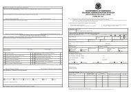 government of barbados training administration division application ...