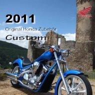 Custom Custom - Honda