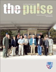 Vol. 6, Issue 4 02/21/11 - Uniformed Services University of the ...