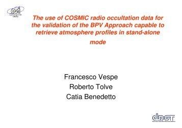Microsoft PowerPoint - COSMIC5_Vespe.ppt [\254\333\256e\274 ...