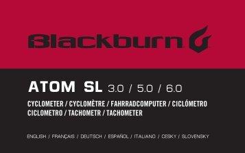 BB_Atom_Manual_Cover.indd 1 12/6/11 4:47 PM - Blackburn
