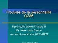 7 Troubles de la personnalité.pdf - Psychiatrie Adulte et Psychologie ...