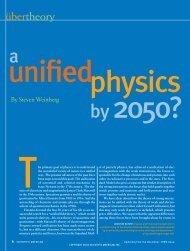 übertheory - Scientific American Digital