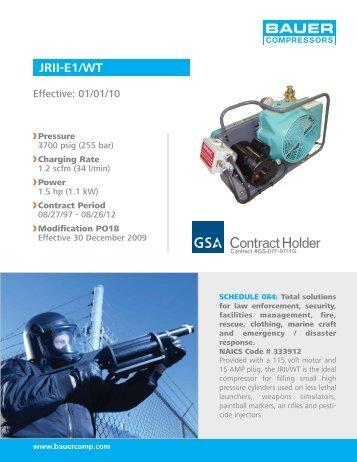 Gauge and Valve Calibration - BAUER Compressors