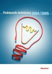 Przewody Grzejne Raychem Podręcznik - SystemyGrzejne.pl