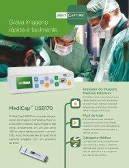 USB170-DS01-P-090901-MC USB170 Data Sheet ... - MediCapture