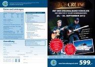 Folder als pdf - Elvis Presley Gesellschaft