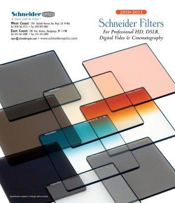 Schneider Filters - idx