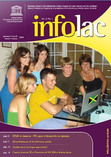 Disponible en formato PDF - Infolac
