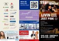LIVIN music - Weihnachtsspecial Speyer
