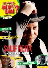 Et la santé, on dit quoi ? N°12 - Juillet 2013 - L'afro magazine ... - Inpes