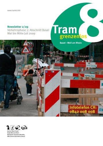 2009/02 - Tiefbauamt - Kanton Basel-Stadt