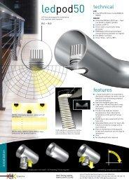 Download the brochure here - Mark Herring Lighting
