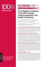 WP0714_TS et al_mitigation framework 2015