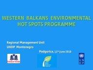 regional_activities_rpmu - Western Balkans Environment Programe