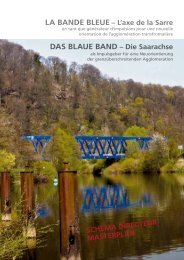 Das Blaue Band - Die Saarachse : MASTERPLAN - Eurodistrict ...