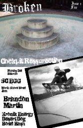 Broken Magazine Issue 3