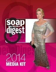 Soap Opera Digest - AMERICA'S MediaMarketing