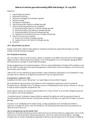 Referat af ordinær generalforsamling BMW klub lørdag d. 19. maj ...
