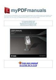 dcs user manual qxp - Proto-Sound 2 0