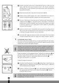 manuel d'utilisation gebrauchsanweisung brugsanvisning ... - Zibro - Page 6