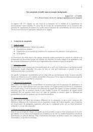 rapport CIE 137 - Pages perso