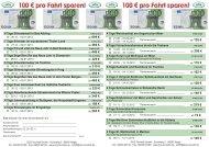100 € pro Fahrt sparen! - DCS Touristik