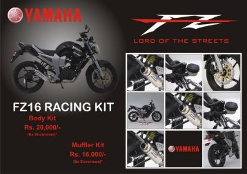 Daytona - India Yamaha Motor Pvt. Ltd.