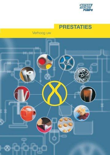 prestaties - Watson-Marlow GmbH
