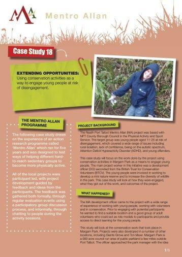 Case Study 18 - Sport Wales