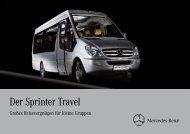 Der Sprinter Travel - Mercedes-Benz Deutschland