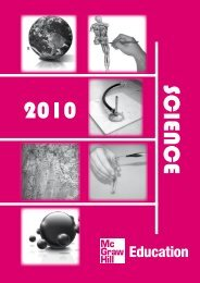 Science - McGraw-Hill Books