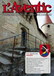 septembre 2011 - Commune Avenches