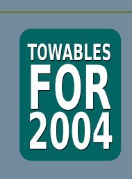 A guide to 2004-model-year vehicles that manufacturers have ...