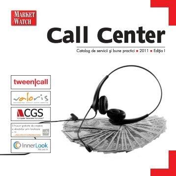 !!! Call Center 2011.qxp - Market Watch