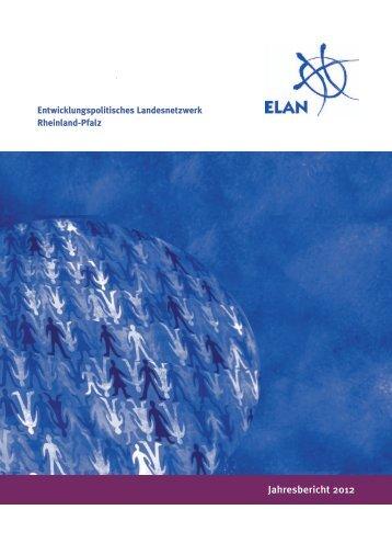 Jahresbericht 2012 - ELAN