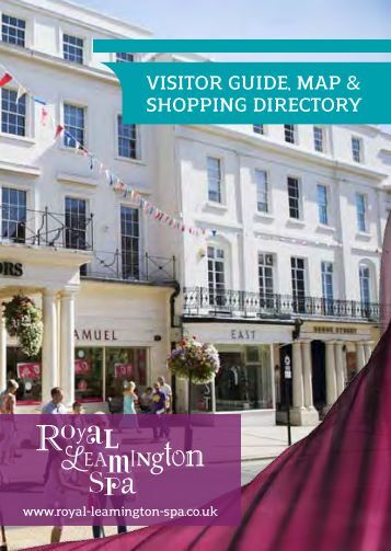 VISITOR GUIDE, MAP & SHOPPING DIRECTORY - Royal ...