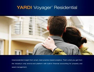 Call Center: Yardi Call Center