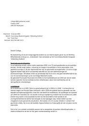 Zienswijze voorontwerp bestemmingsplan Grathem - Milieufederatie ...