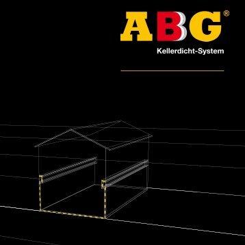 ABG-Kellerdicht-System-Broschuere - Bau Beratung Boldt GmbH