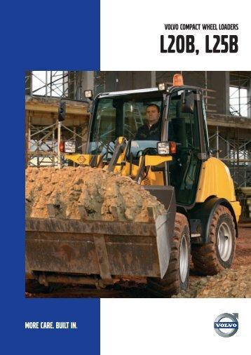 L20B-L25B English - Volvo Construction Equipment