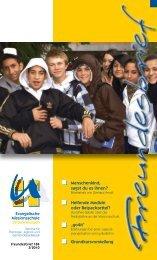 Freundesbrief 3/2010 - Missionsschule Unterweissach