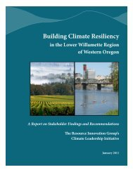 Lower Will Report 1-28-11 Final LoRes.pdf - Climate Adaptation ...