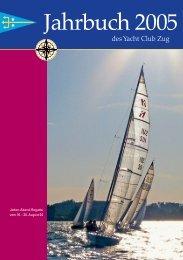 Bootsregister - Yacht Club Zug