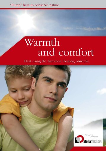 Warmth and comfort - Dalcalor.ch
